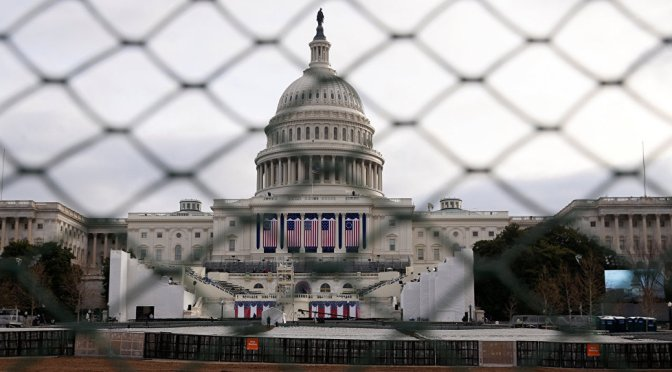 Is the US Congress Engaged in A Controlled Demolition of the US?