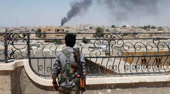 Turkey Sabotages US Raqqa Operation to Partition Syria