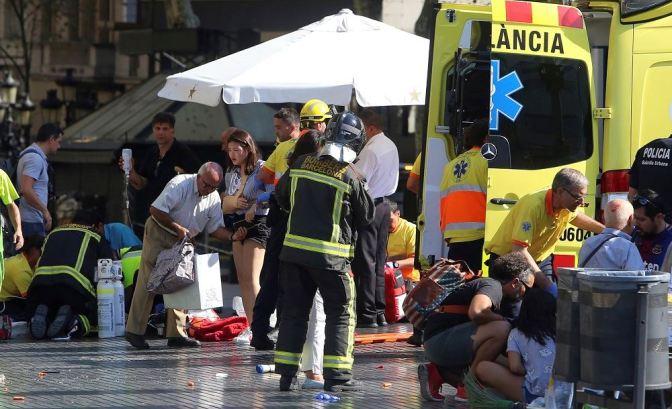 Barcelona: The Hypocrisy of Sorrow
