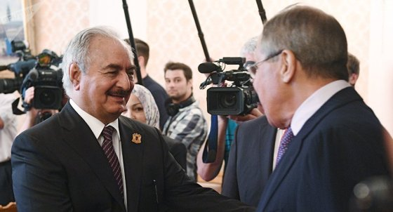 Russian Foreign Minister Sergei Lavrov said that Moscow supports the full-scale restoration of the statehood of Libya.