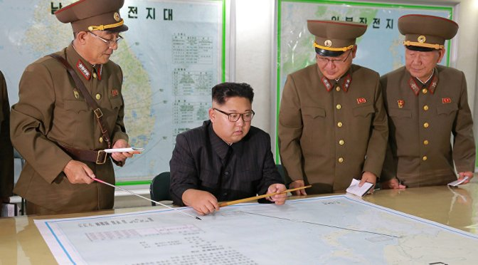 China & Allies Prove that North Korea Can Be Tamed If Need Be