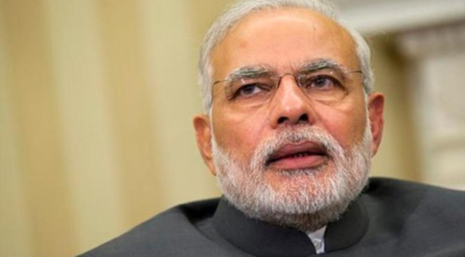 Has Narenda Modi Switched Sides?