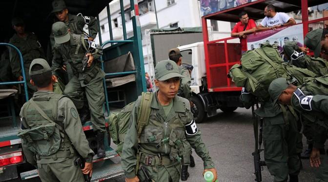200,000 Troops, 500,000+ Militia Will Join Venezuelan War Games vs. US Threat