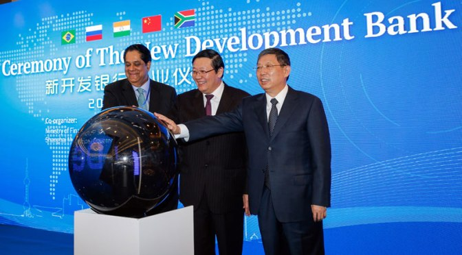 BRICS Financial Institutions to Support African, Latin American Development