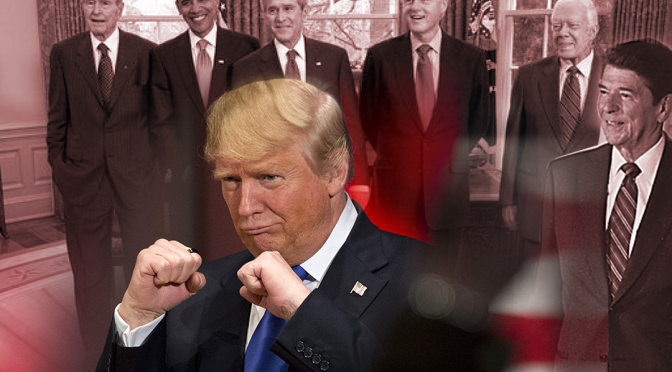"CIA Pushed ""Oust Assad Family"" Doctrine across 6 US Presidents"