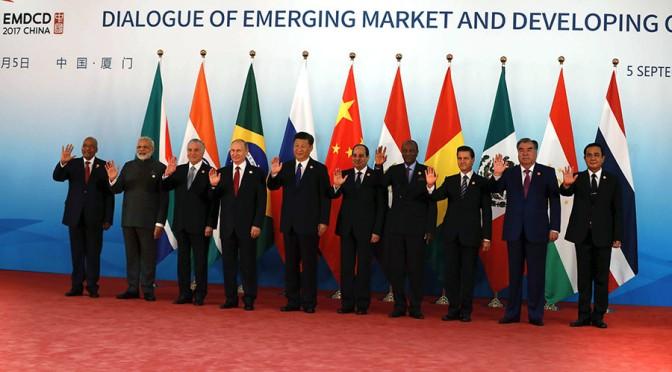 The BRICS Strike Back
