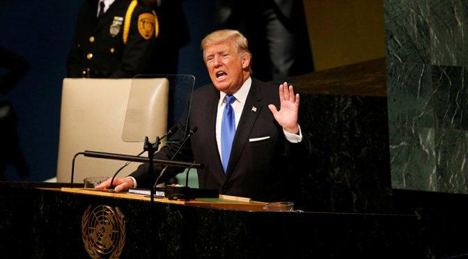Donald Trump: Just Another NWO Apprentice