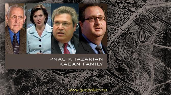 Khazarians Then, Khazarians Now