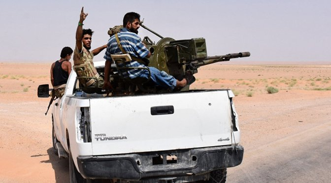 Syrian Army Ends 3-year Daesh Seige on Deir Ezzor, UK Forces Going Home