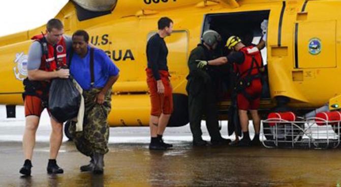 Houston Rescue Images Destroying Media's Race Narrative