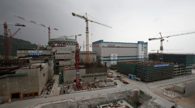 What's Behind China's Breakthrough in Atomic Energy Production