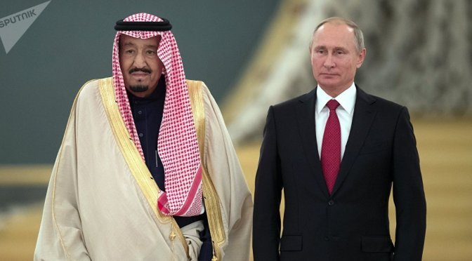 Saudi King Salman's Moscow visit could create new Middle East dynamic