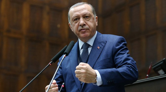 What's Behind Erdogan's Accusations of West Allegedly 'Supporting Terrorism'