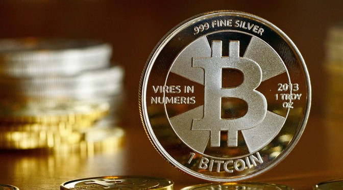 Is Bitcoin Standing in for Gold?
