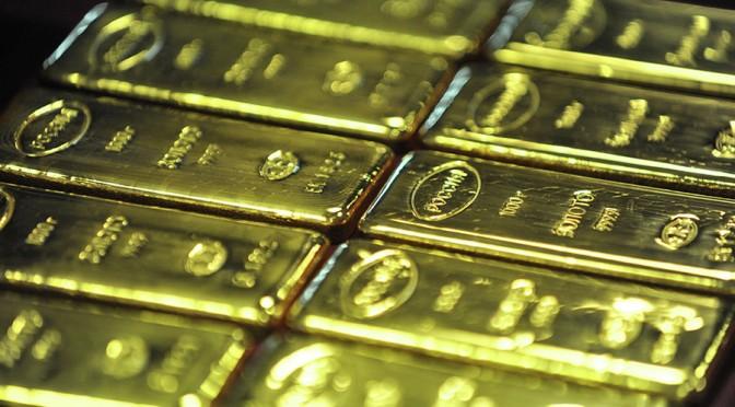 BRICS Consider Setting Up Gold Trading System