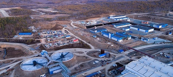 Bystrinsky mining