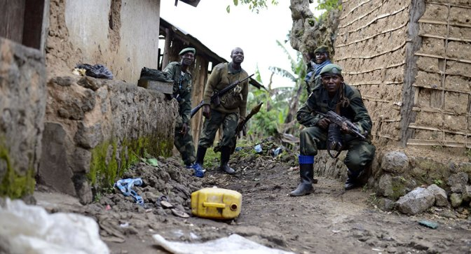 The Forgotten War: Conflict in Congo Worse than 'Syria, Yemen and Iraq'