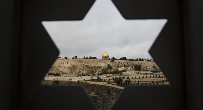 Trump Crosses Red Line on Jerusalem