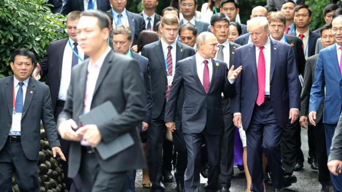 British Forced to Counterattack Trump-Putin-Xi Cooperation — In Their Own Name