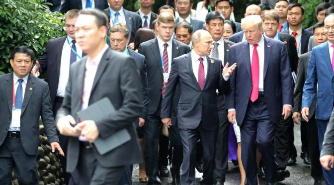British Counterattacked Trump-Putin-Xi Cooperation — In Their Own Name
