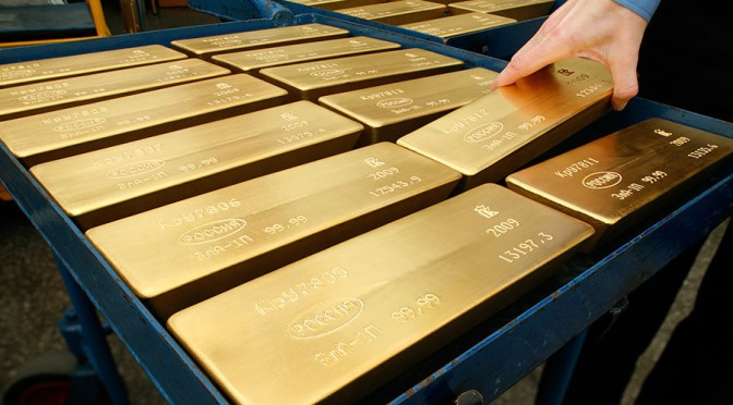 Russia-China Real Gold Standard Means End of US Dollar Dominance