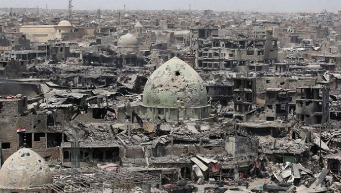 US Wants ISIS Sponsors to Rebuild Iraq
