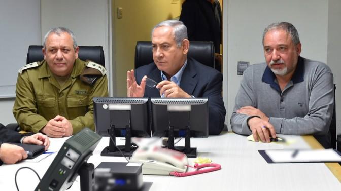 Terrorist Netanyahu Got Slapped by Assad with a Downed F-16
