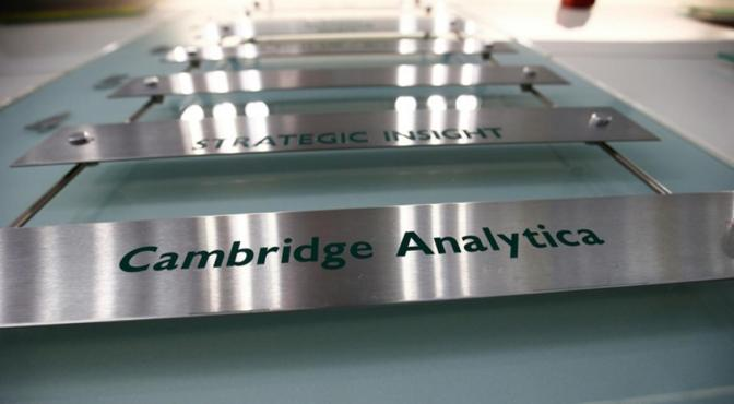 Cambridge Analytica-SCL: Psy-ops by UK-US Deep State Actors