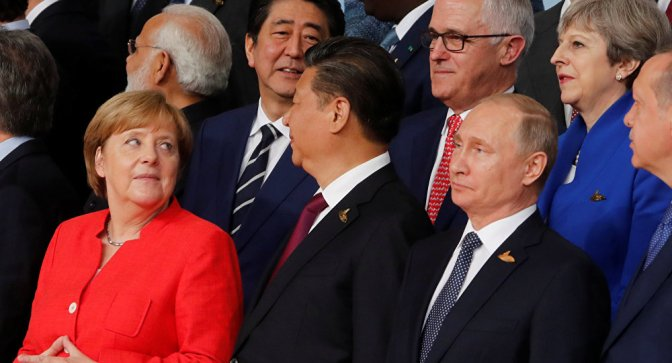 Globalists Admit Defeat, Russia and China Facilitate Rise of Multipolar World
