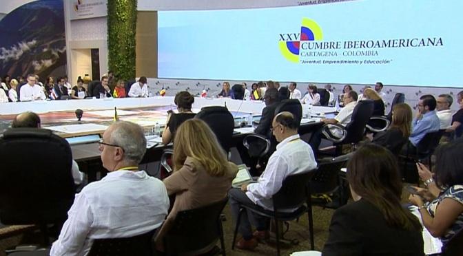 Ibero-America Joins China's BRI, Will North America Be Next?