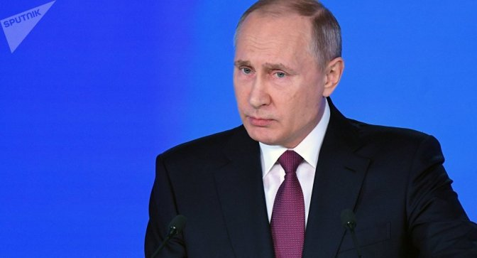 West Still in Shock after Putin's Declaration of A Checkmate