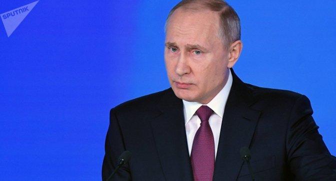 Запад все еще в шоке после декларации Путина о новом раунде геополитической игры