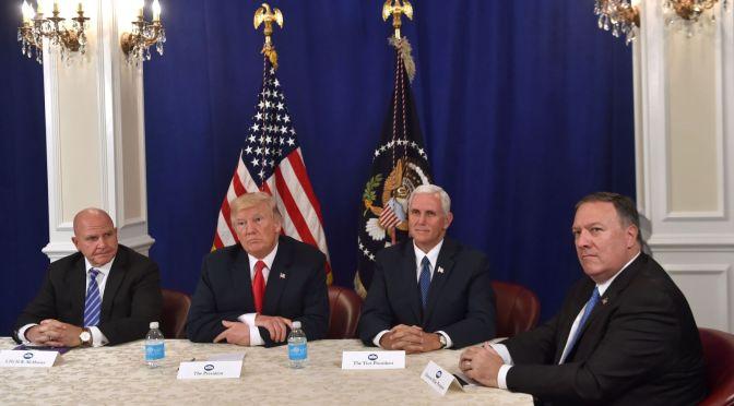 A Mixed Bag of Trump