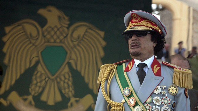 China Can Succeed With Petro-Yuan Where Gaddafi Failed