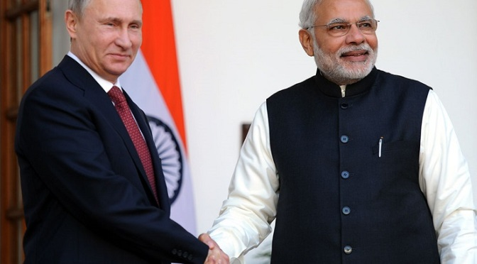 Russia and India on the Brink of a Major Trade Breakthrough