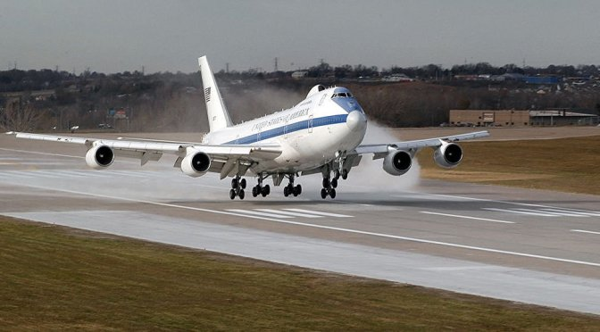 US Doomsday Plane Went Airborne, Russia Activated Bomb Shelters, Spetsnaz Worldwide