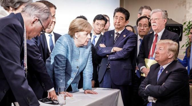 Final Steps of the Multipolar Revolution