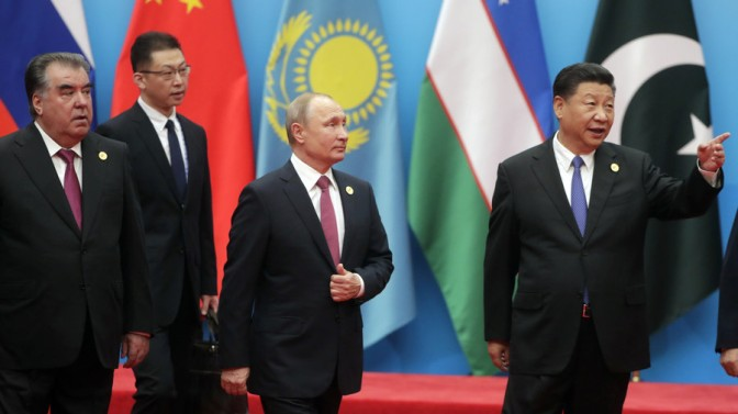 Wind of Change: G7 Crumbles, SCO Rises Up