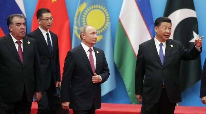 Wind of Change: G7 Crumbles, SCO Rises Up