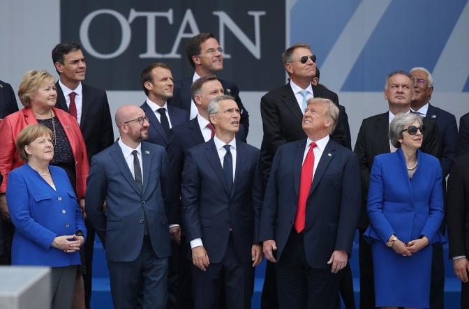 NATO is  A Con Game