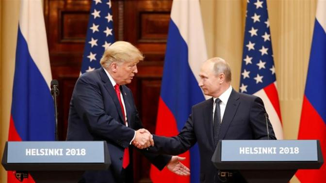 Bold Historic Putin-Trump Summit Seals Deep State's Fate