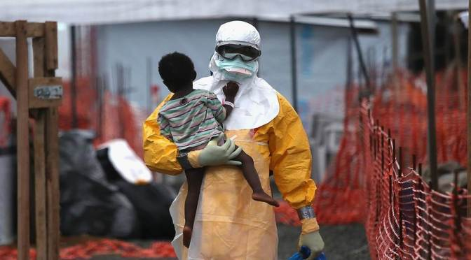 New Ebola Outbreak in Congo Part of A Bigger Conflict