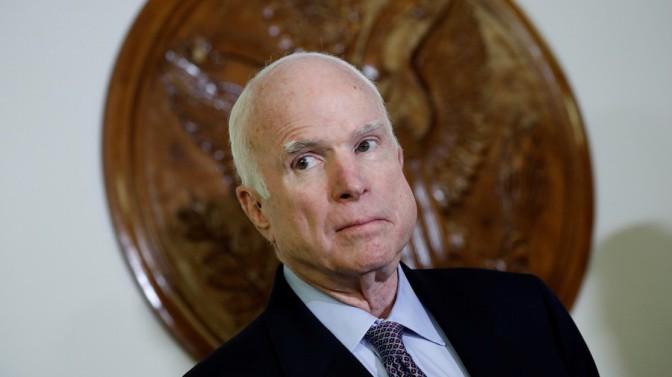 Perennial Warmonger, Regime Change Operative John McCain Dies at 81