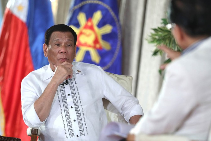 Recent Deep State Attempt to Remove Duterte Failed