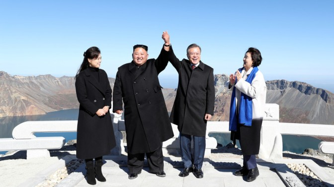 Korea's Historic Peace Move Puts Onus on Washington to End Conflict