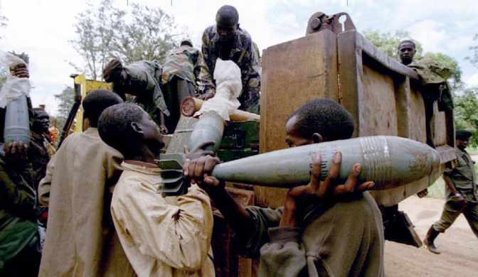 Top Secret: Deep State War Crimes Cover-Up in Rwanda