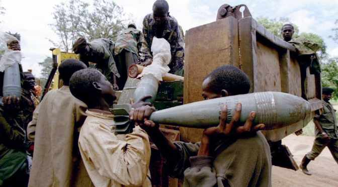 Top Secret: Deep State War Crimes Cover-Up in Rwanda
