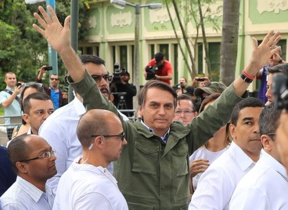 Nationalist Congressman Jair Bolsonaro