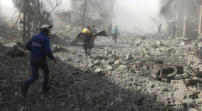 Canada Accepts Dozens of White Helmets Evacuated from Syria