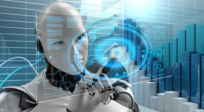 Artificial Intelligence as A Geopolitical Factor